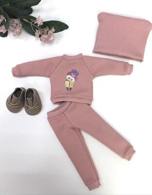 Комплект для куклы с совушкой, Paola Reina 32-34 см
