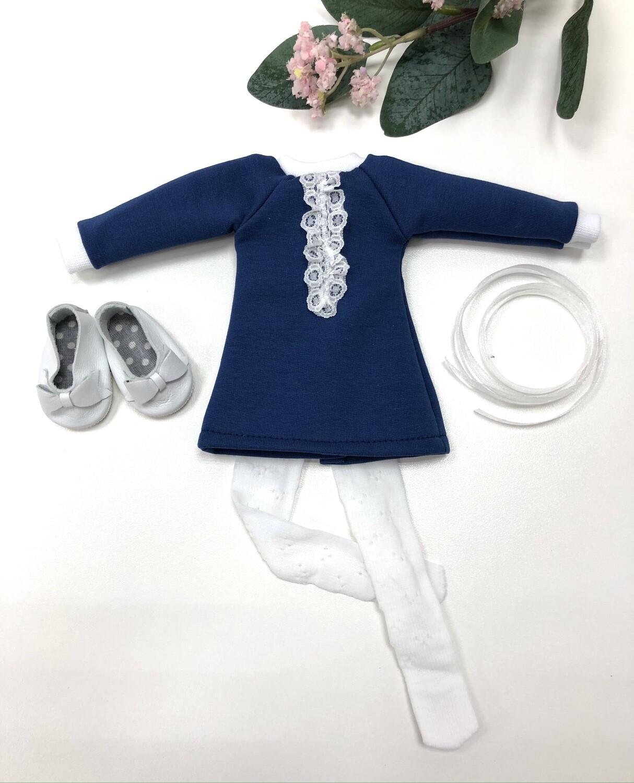 Школьный комплект для куклы Paola Reina 32-34 см