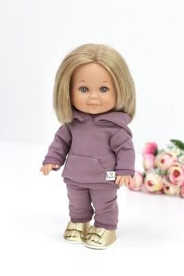 Кукла Бетти с ароматом карамели, в костюме цвета