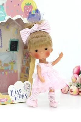 Куколка-балеринка Miss Minis, Llorens, 28 см. Упаковка фирменная коробка