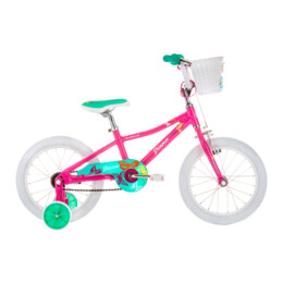 AVA BIKE DIANA 12 PINK/GREEN