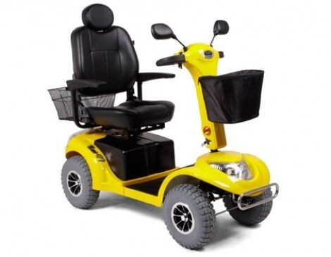 Maxi Mobility scooter