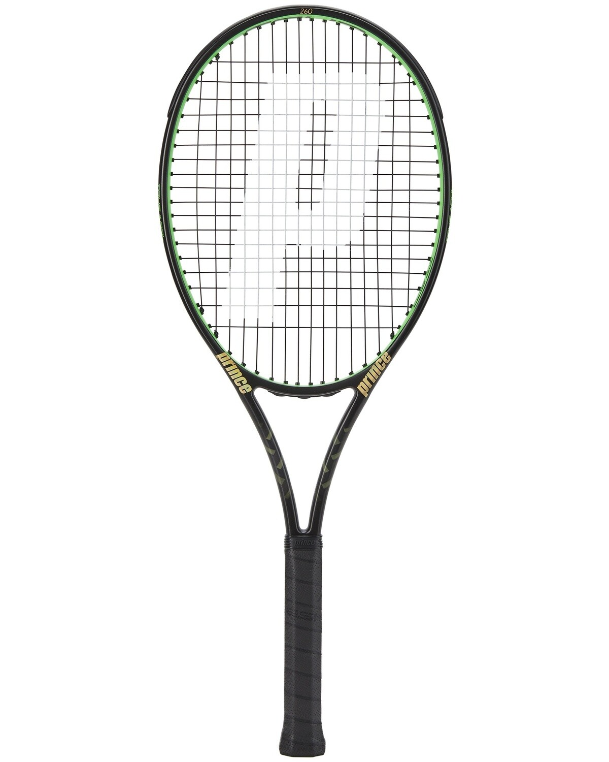 TXT2 Tour 100L 260 Black/Green Tennis Racket L1