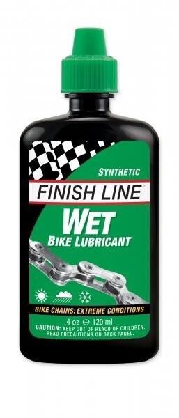 Wet Bike Lubricant 120ml