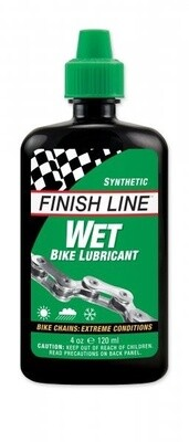 Wet Bike Lubricant 120ml