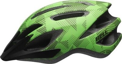 Crest Jr Lime/Kryptonite UY Helmet