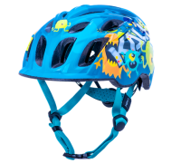 Chakra Child Helmet/Monsters blue