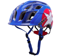 Chakra Child Helmet /Blue star