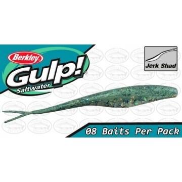 """Gulp 5 """"Jerk Shad Gar Licker"""
