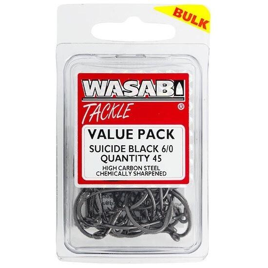 Suicide Black 6/0 Value Pack
