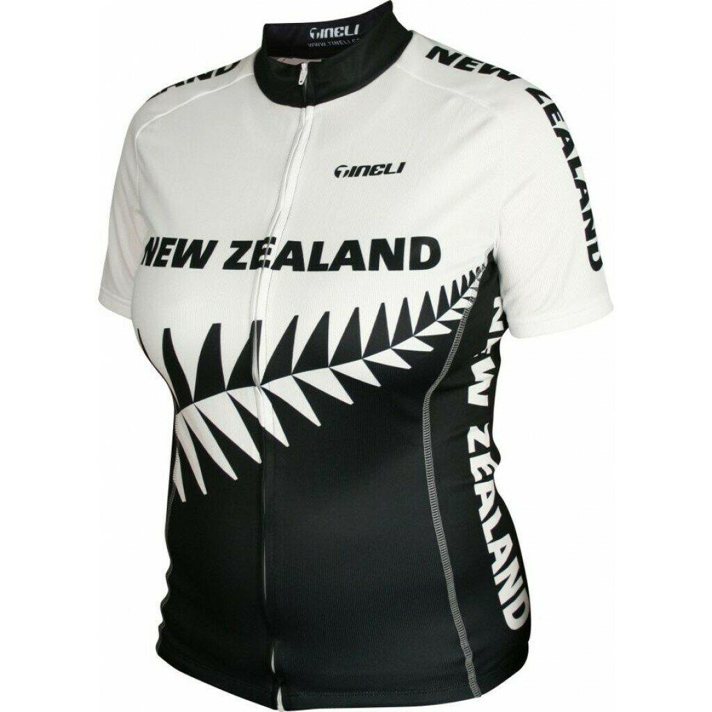 Women's New Zealand Jersey