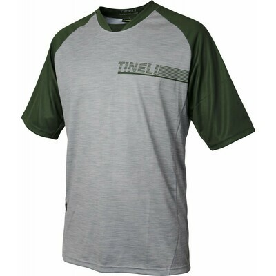 Men's Olive SS Trail Jersey