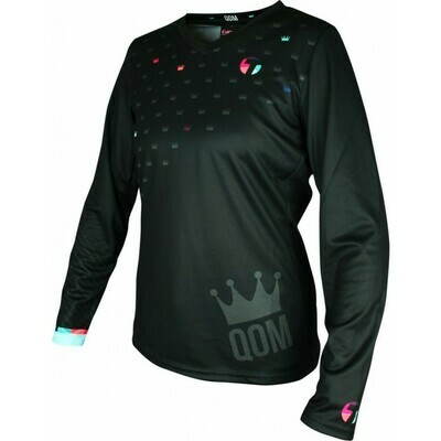 Women's QOM Long Sleeve Trail Jersey