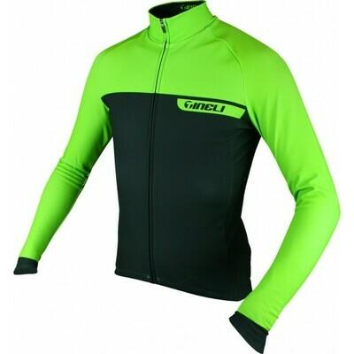 Green Dream Pro Winter Jersey