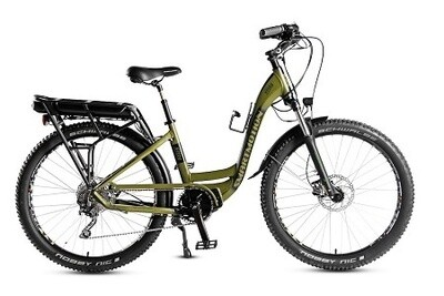 X City Electric Bicycle