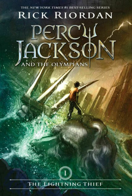 Percy Jackson: The Lightning Thief