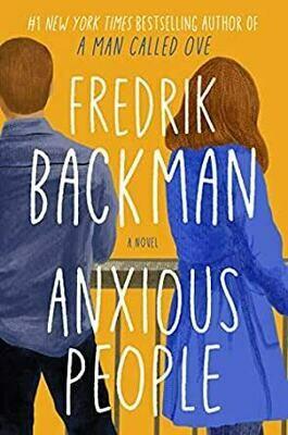 1-2 Weeks Backordered: Anxious People