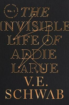 The Invisible Life of Addie Larue (2-3 Weeks Backordered)