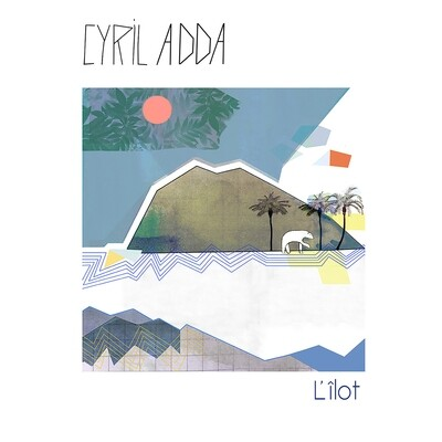 L'ÎLOT (2020) CD LP 12 titres