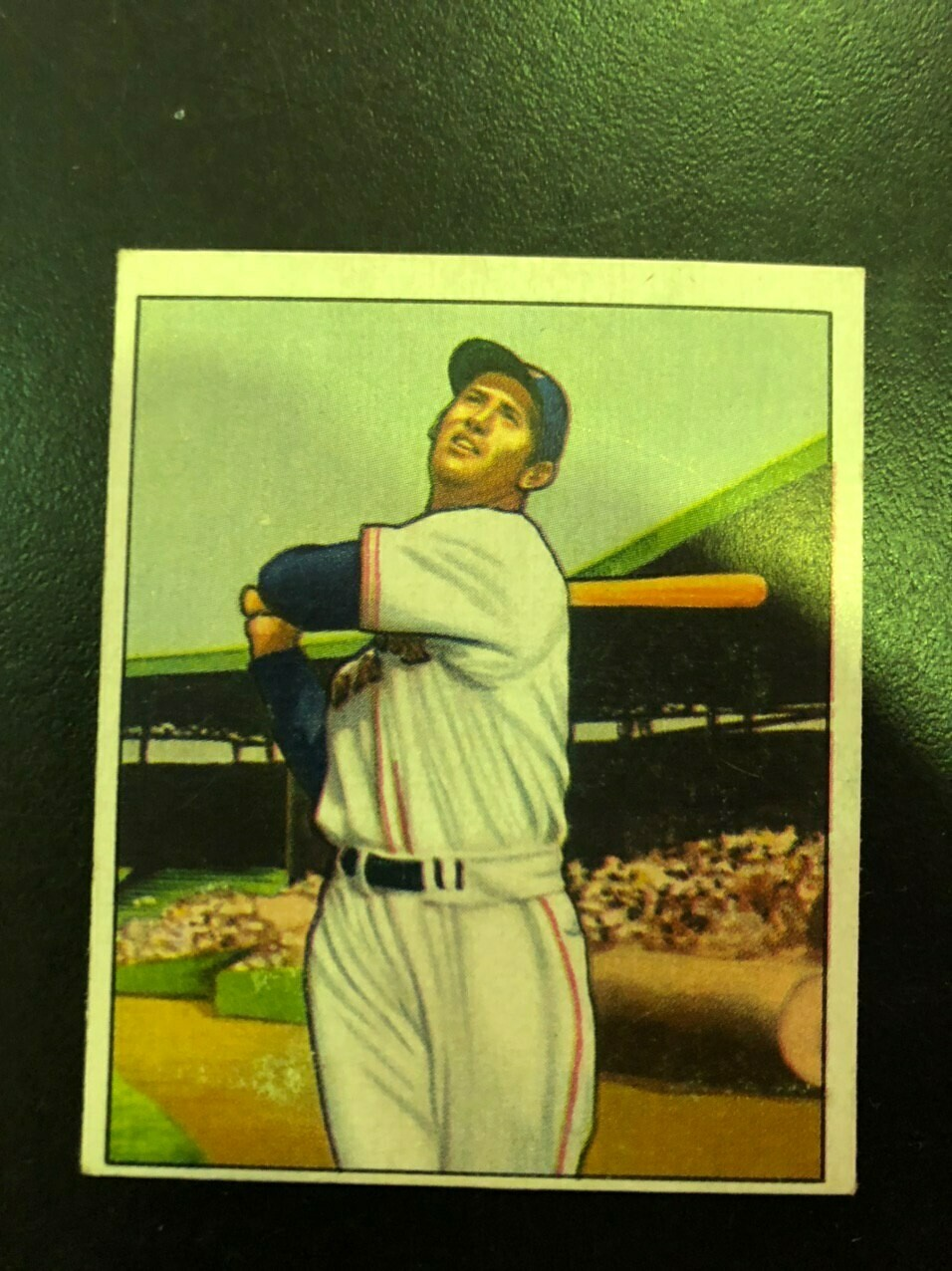 1950 Bowman #98 Ted Williams, List $800, sell $595