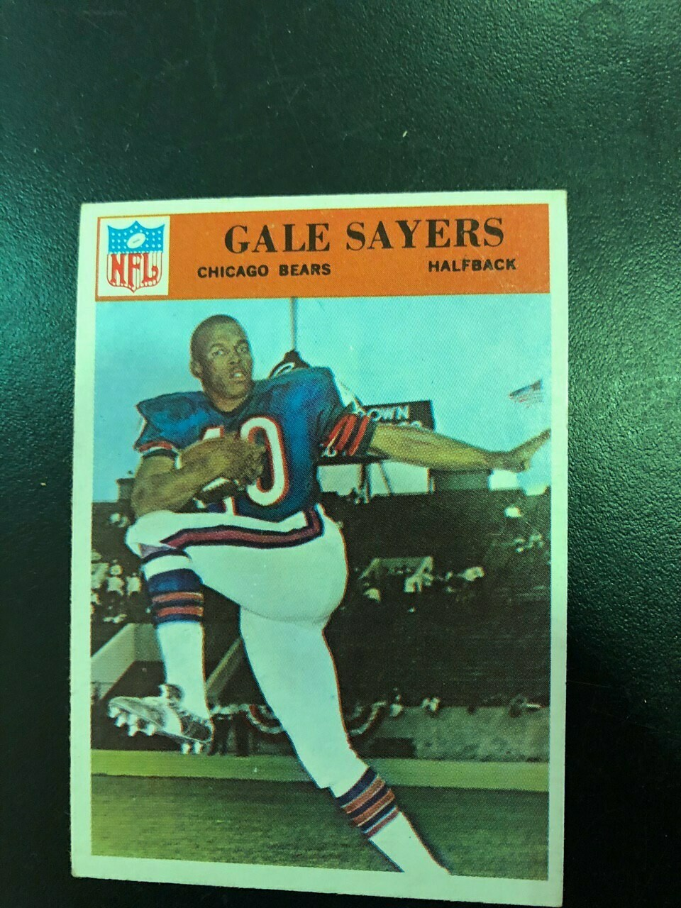 1966 Philadelphia #38 Gale Sayers rookie $225