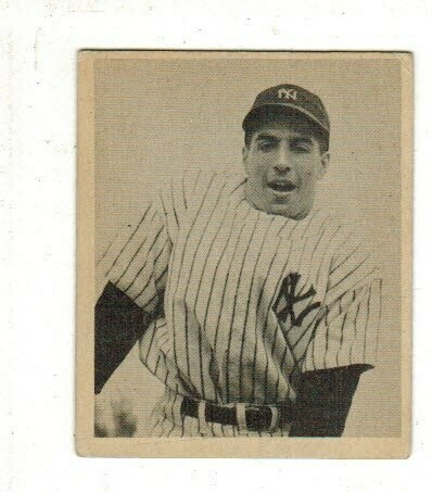 1948 Bowman #8 Phil Rizzuto rookie