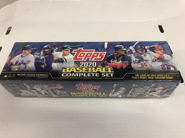 2020 Topps Baseball Factory set