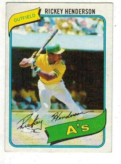 1980 Topps Baseball Complete set Ex/Mint or better