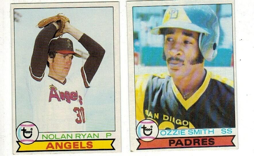 1979 Topps Baseball Complete set Ex/Mint or better