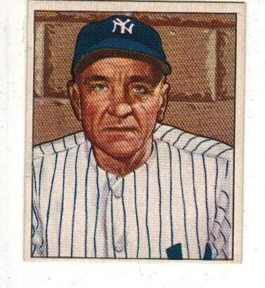 1950 Bowman #217 Casey Stengel