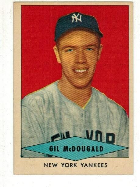 1954 Red Heart Gil McDoigald