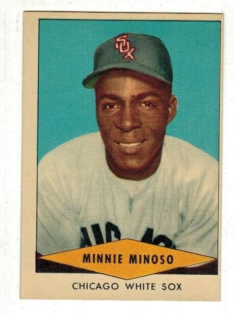 1954 Red Heart Minnie Minoso list $100