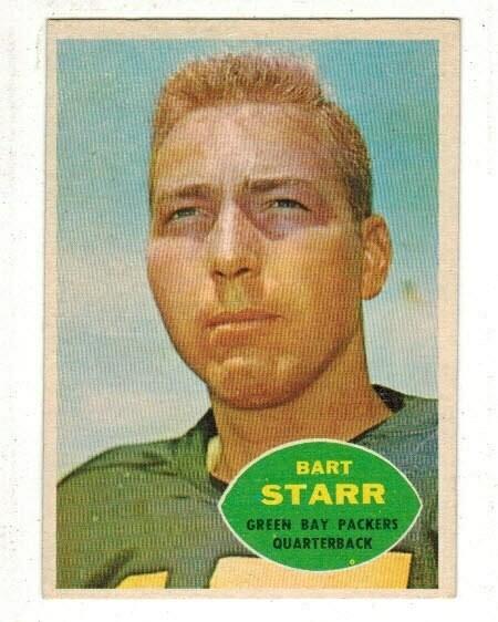 1960 Topps #51 Bart Starr