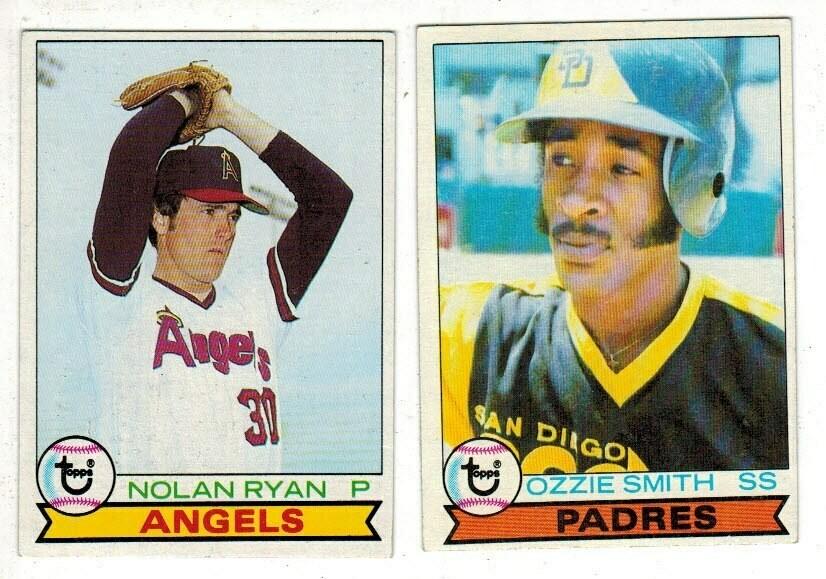 1979 Topps Baseball set Ex. List $400