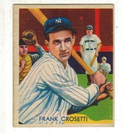 1935 Diamond Star Frank Crosetti
