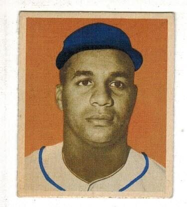 1949 Bowman #84 Roy Campanella rookie, List $1000,