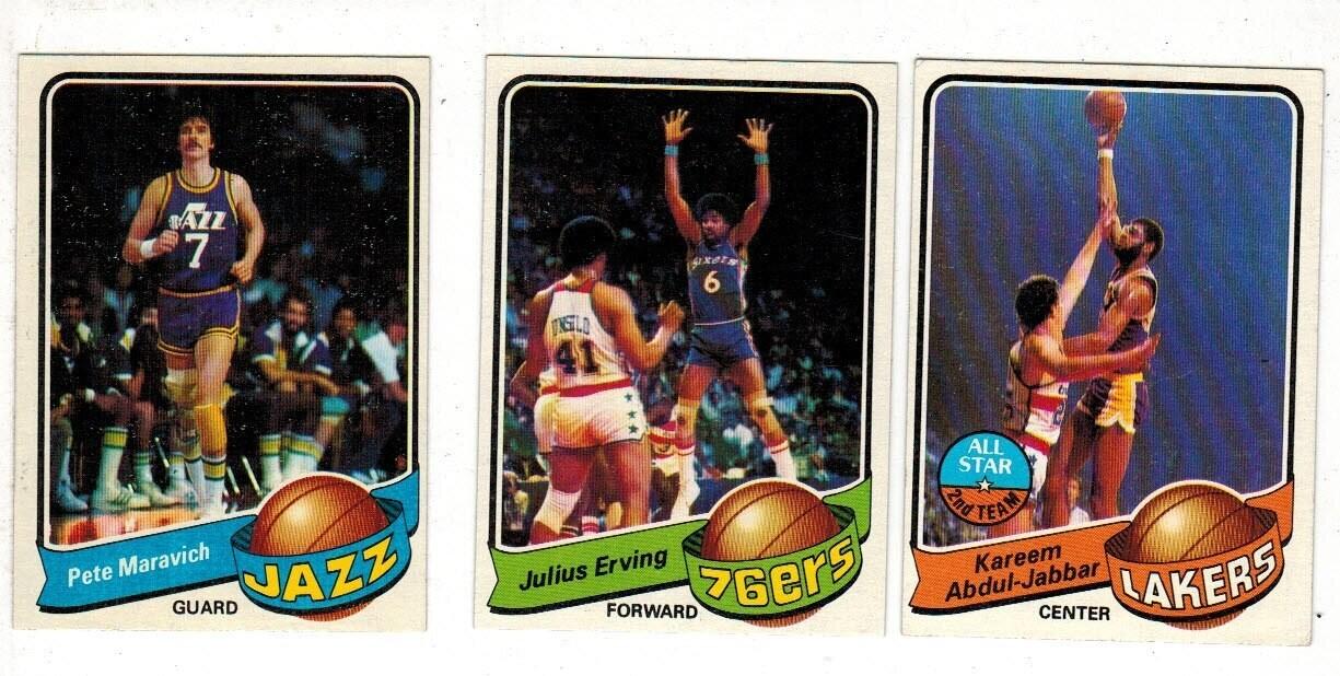 1979/80 Topps Basketball Complete set