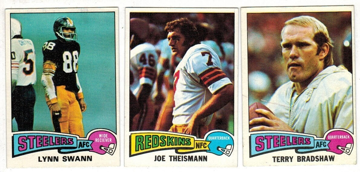 1975 Topps Football Complete set
