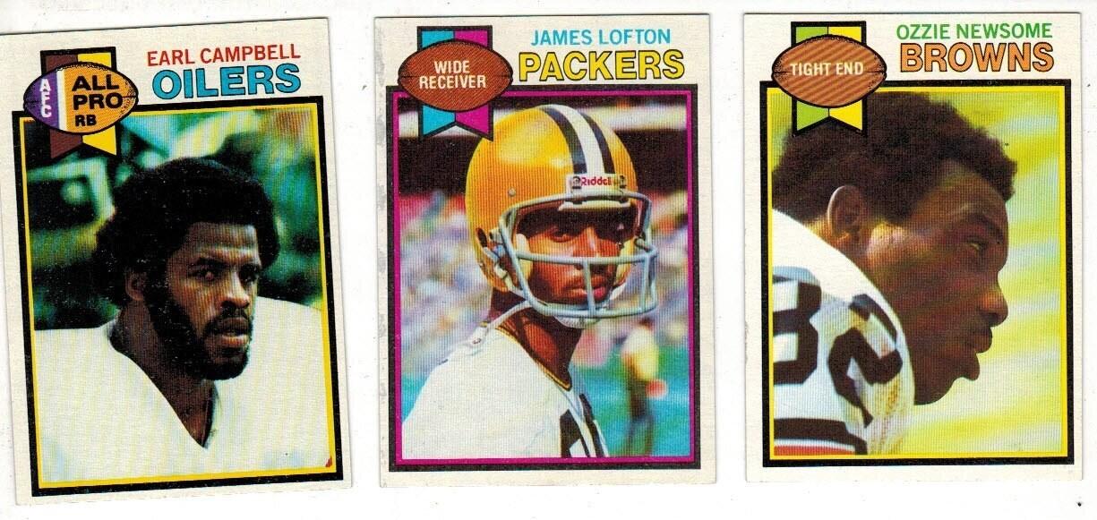 1979 Topps Football Complete set