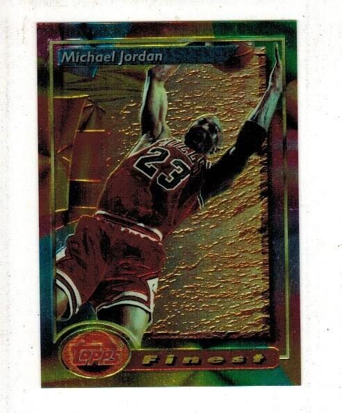 1993 Finest Michael Jordan
