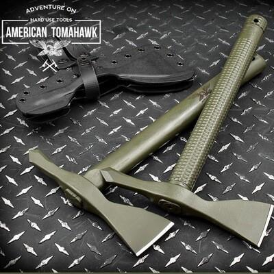 MODEL 1 Tomahawk OD Green