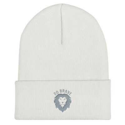 Do Brave Cuffed Beanie