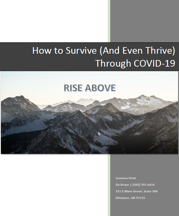 How to Survive (and Even Thrive) Through COVID-19 (eBook)
