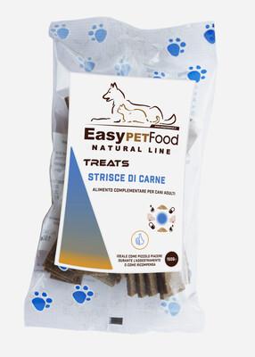 Easy Pet Food - Snack per cani delizie a strisce di carne -gr. 150