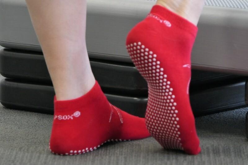 REDuce Falls Socks® (Anklet)