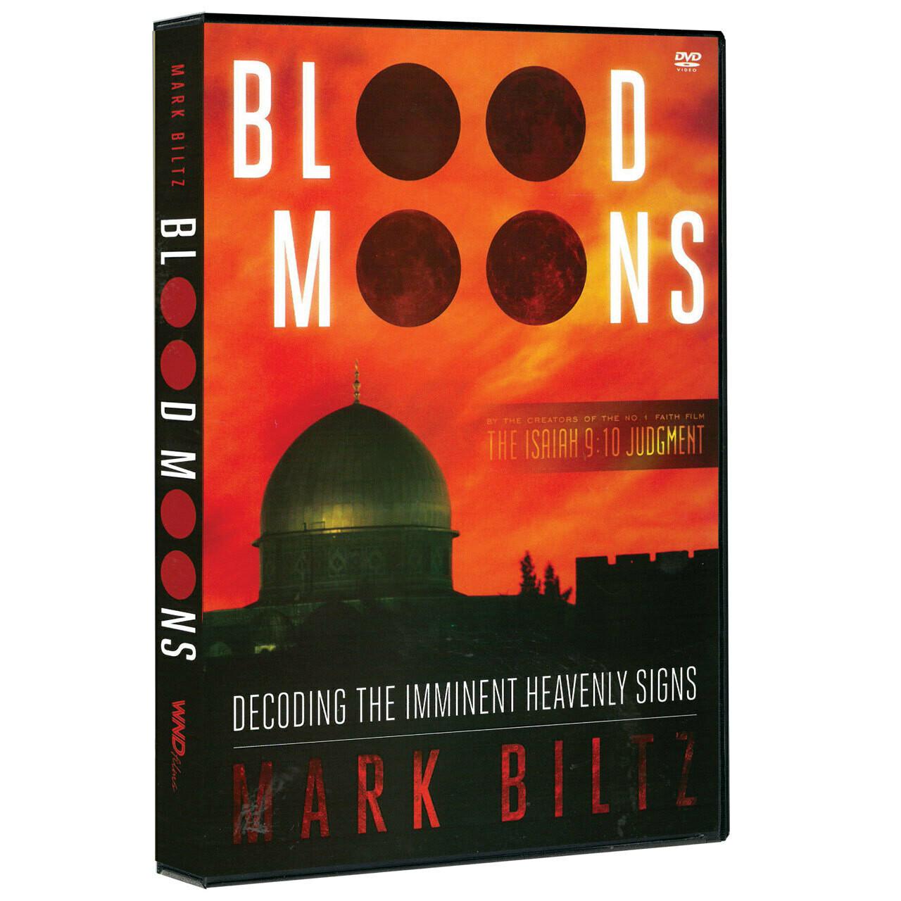 Blood Moons | DVD