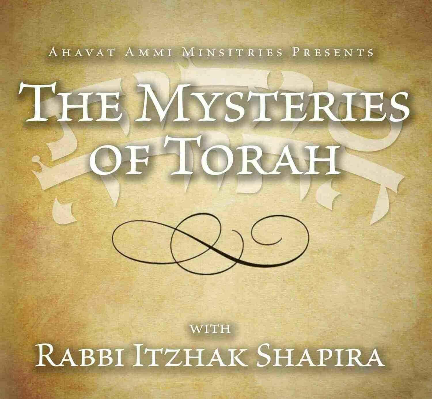 The Mysteries of Torah