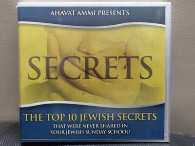 Secrets - The Top 10 Jewish Secrets | DVD