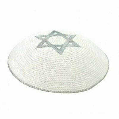 Kippah with Star of David