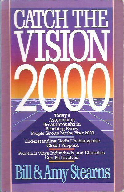 Bill & Amy Stearns - Catch the Vision 2000